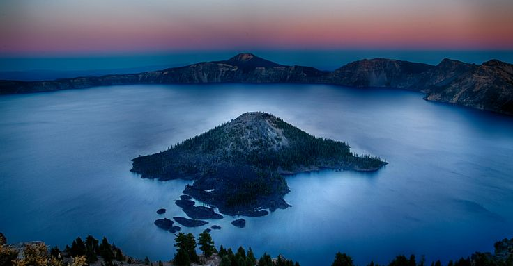 Crater Lake Oregon Top Ten Most Beautiful Places To Visit In The Usa America The Beautiful