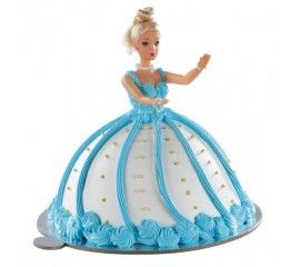 Cake of the day!! Keuchen Paradise offering girls special cakes in #doll Shape. Order now 8826728282.  #dollcake #order #Online #bluetheme #themeparty #gift #cake #midnightdelivery #foodlovers #dessert #feelingloved #childlove #daughter