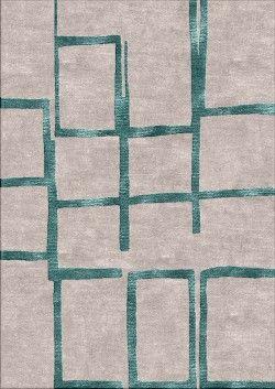 Silk Hedge Turquoise by Bazaar Velvet