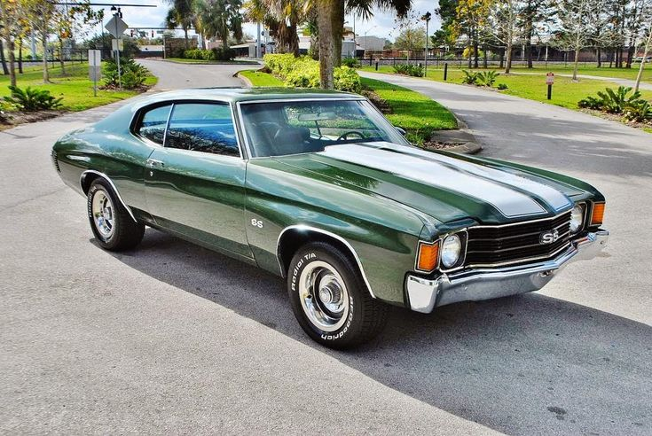 1972 Chevelle SS                                                                                                                                                                                 More