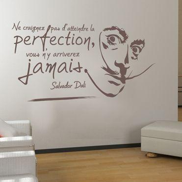 La perfection de Salvador Dali