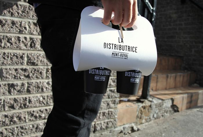 Genius coffee carrie: La Distributrice in Montreal