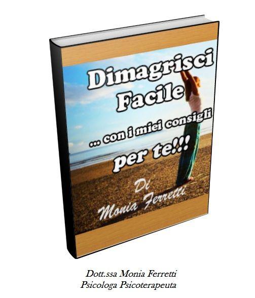 L-Ebook della Dott.ssa Ferretti su come dimagrire facilmente!