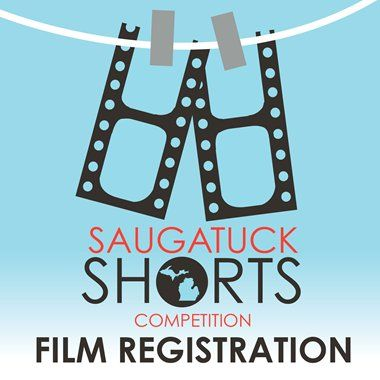 Saugatuck Shorts Film Registration   Registration is now open    Filmmakers, bring us your shorts! The Saugatuck Center for the Arts is calling all filmmakers to submit short films (five minutes or less) for the third annual Saugatuck Shorts Film Competition that will be held on November 5, 2016, 6:30 pm at the SCA. #FilmShorts #FilmCompetition #Register #MIFilm