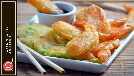 Темпурные креветки: как приготовить креветки в кляре (темпуре). Рецепты японской кухни