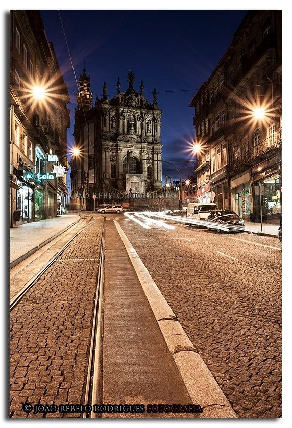 Church Clérigos Oporto - Portugal