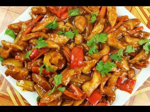 طريقة عمل كانتون الصيني بالدجاج وصفة دجاج سهلة وسريعة ستنال إعجاب الجميع مع رباح محمد الحلقة 617 Youtube Asian Recipes Cooking Recipes Recipes