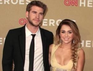Miley Cyrus in heißen Dessous