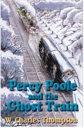 W. Charles Thompson's 'Percy Poole and the Ghost Train' whisks young readers back to 1933, as the fourteen-year-old son of a detective and the ghost of his sister embark on a railway-themed adventu…