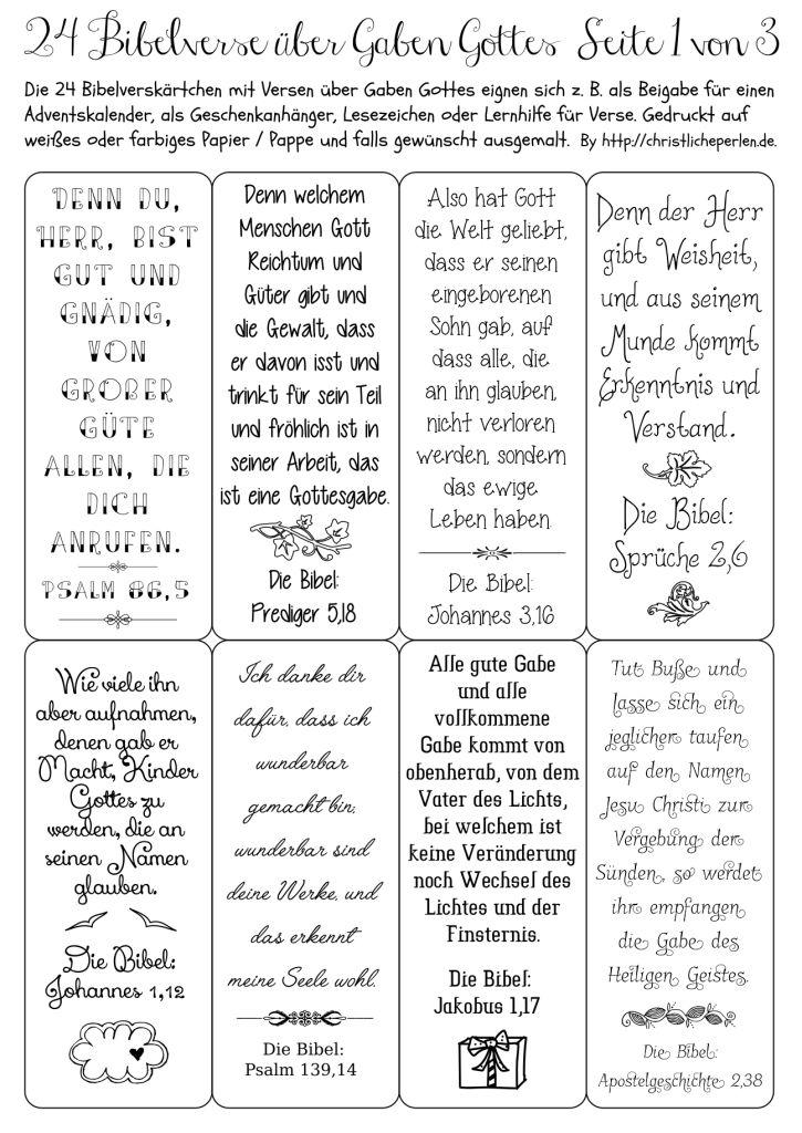 Adventskalender Christliche Perlen Adventkalender Adventskalender Spruche Adventskalender