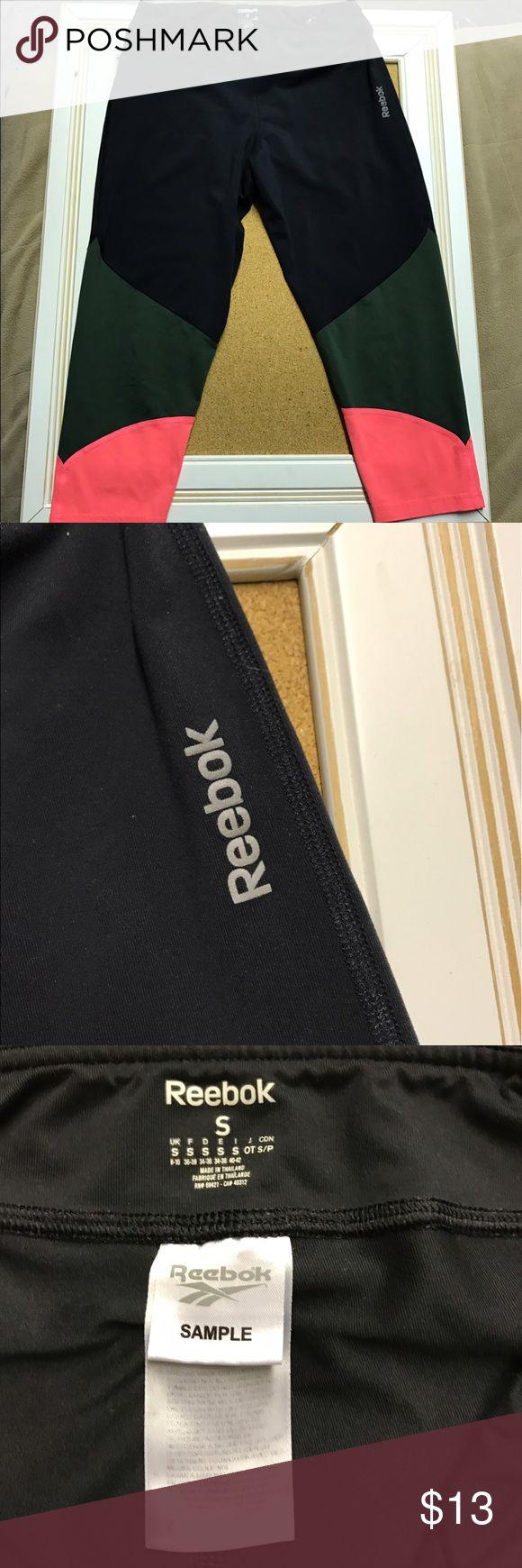 Reebok Capri shorts ***USED*** Reebok Running Capri shorts Reebok Shorts