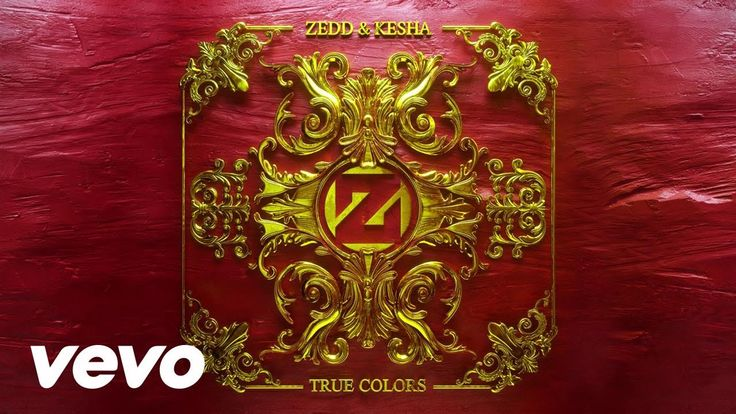Zedd, Kesha - True Colors (Audio)  OMFG ITS OUT!