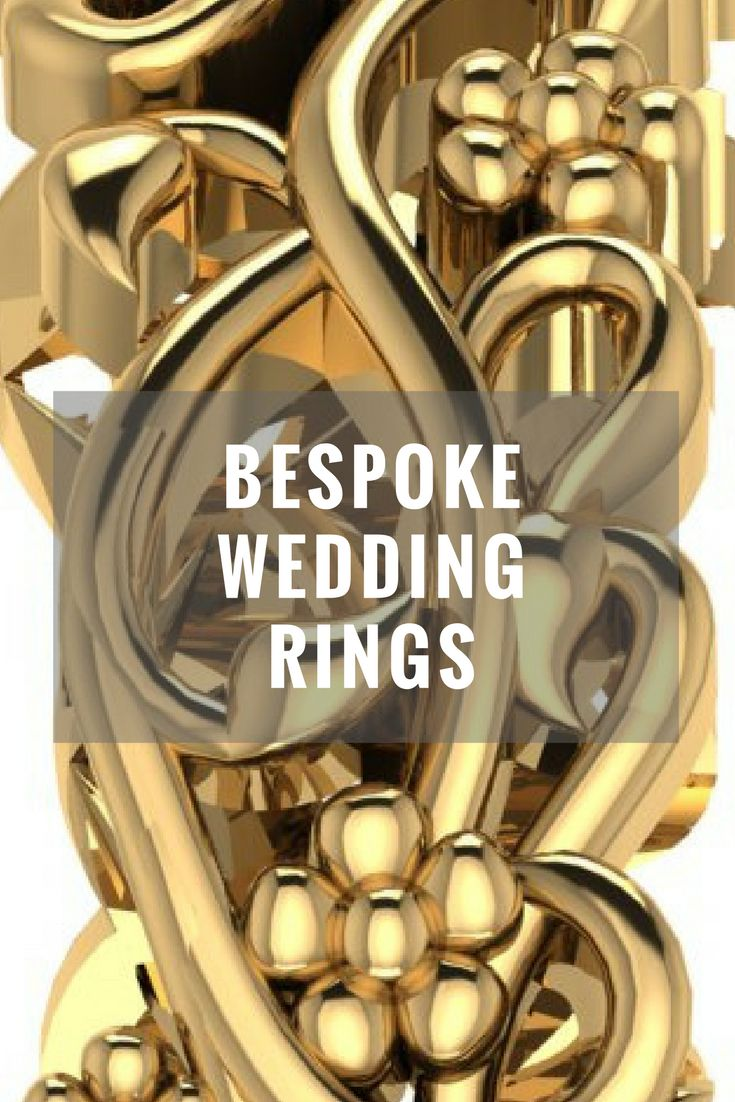 Need a wedding band that sits well with an unusual engagement ring? Or simply looking for a unique wedding ring, made for you? Our wedding rings are handmade to order so we can accommodate any design ideas.   We offer a bespoke wedding ring service and specialise in bespoke jewellery here at Nude
