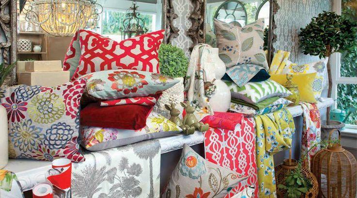 Bright and beautiful Hertex Fabrics