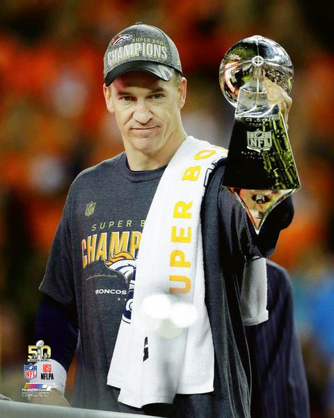2016 Super Bowl 50 Peyton Manning Denver #Denver 8x10 Photo Poster Picture Mvp 2 from $1.99