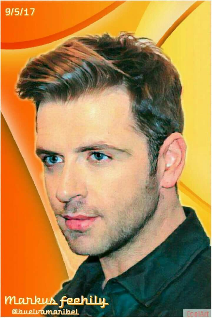 Markus Feehily New Sketch Photo Awesome