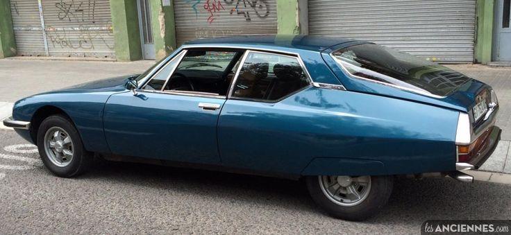 Ventes Auto - CITROEN SM Carburateur - 1971 - les annonces Les ANCIENNES com - ANCIENNES.NET