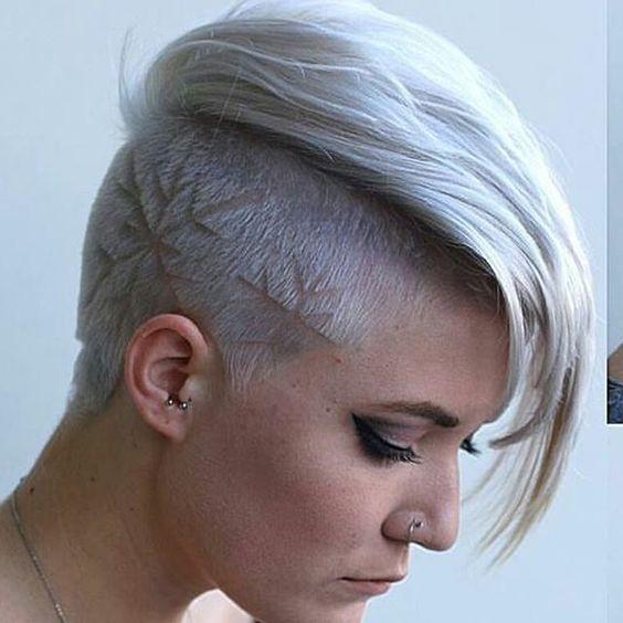 Hair Tattoo ideas for girls - Tattoo Designs For Women!
