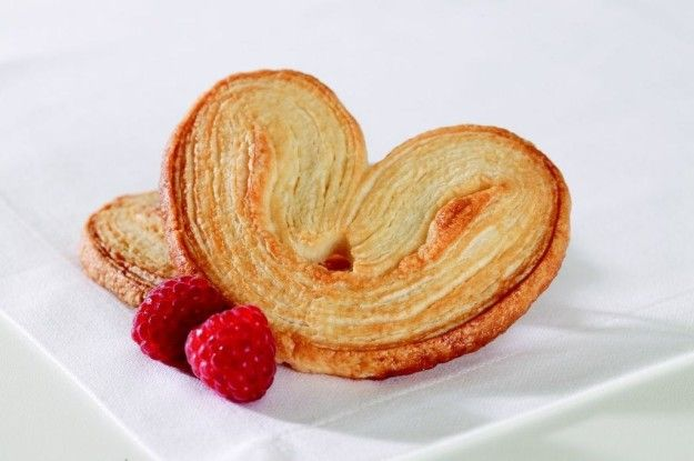 Petite Palmiers from Sugar Bowl Bakery