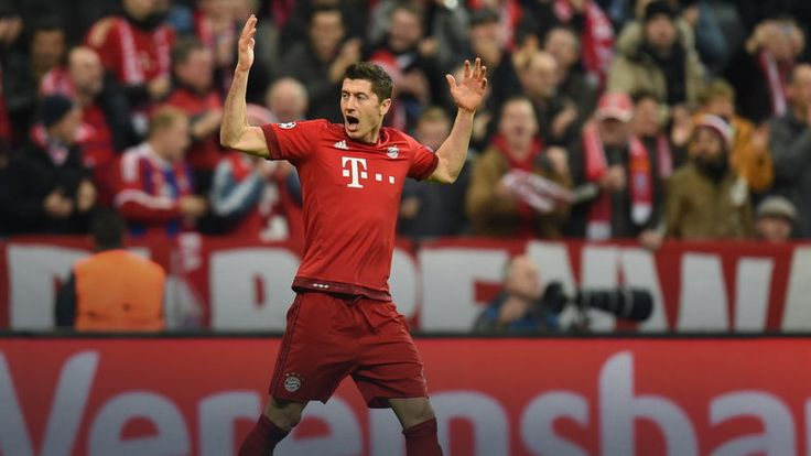 Robert Lewandowski: byliśmy o klasę lepsi od Arsenalu
