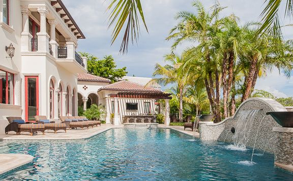 17 best images about boca raton residence on pinterest for Pool design boca raton
