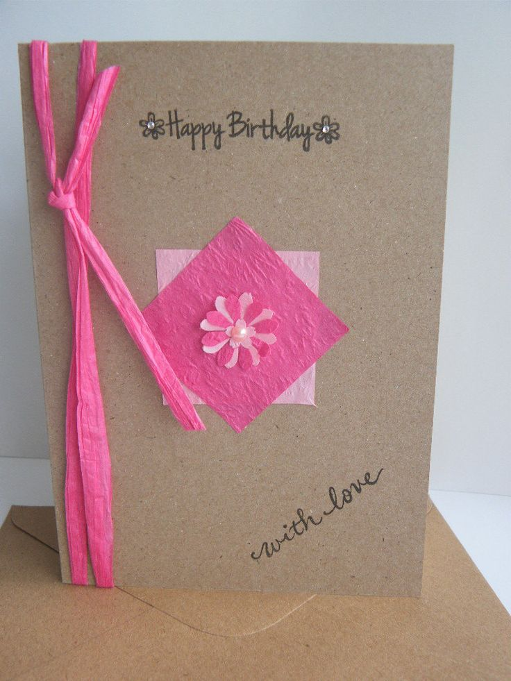 Birthday Cards For Her Etsy
