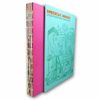 Bohemian Modern- always loved this book design