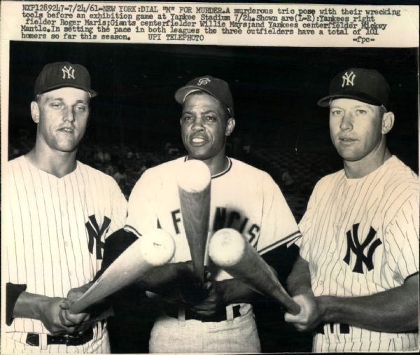 mickey mantle and roger maris relationship poems