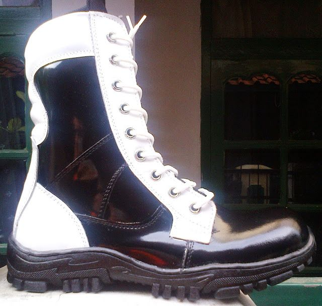 Sepatu Boots Type C-044PP DANY :081802060232 / PIN-BB 2316726C   www.ciarmy-boots.com