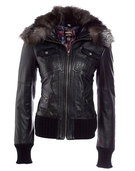 Danier, leather fashion and design