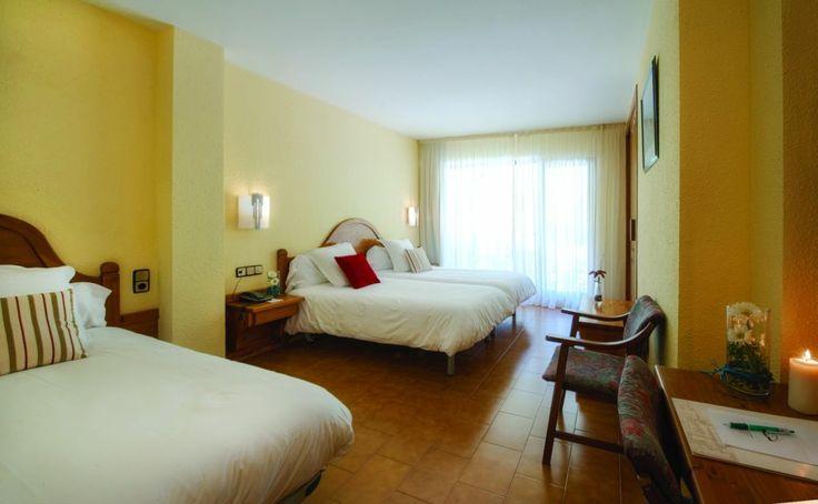 Habitación del hotel Sant Gothard