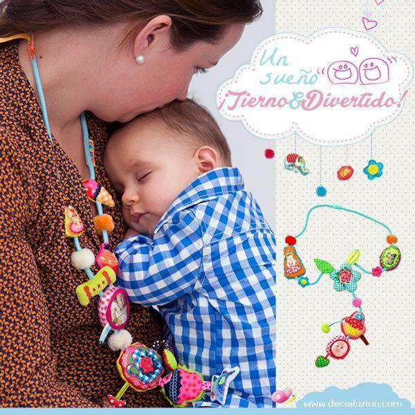 Qué mejor que jugar en los brazos de mamá Emoticono heart http://bit.ly/CollarMamiBebe