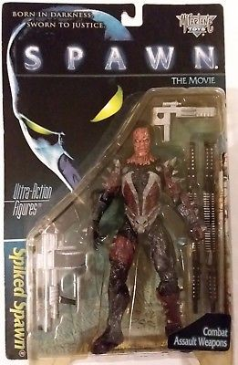 McFarlane-Spawn-The-Movie-Ultra-Action-Figure-034-Spiked-Spawn-034-NIB-near-mint