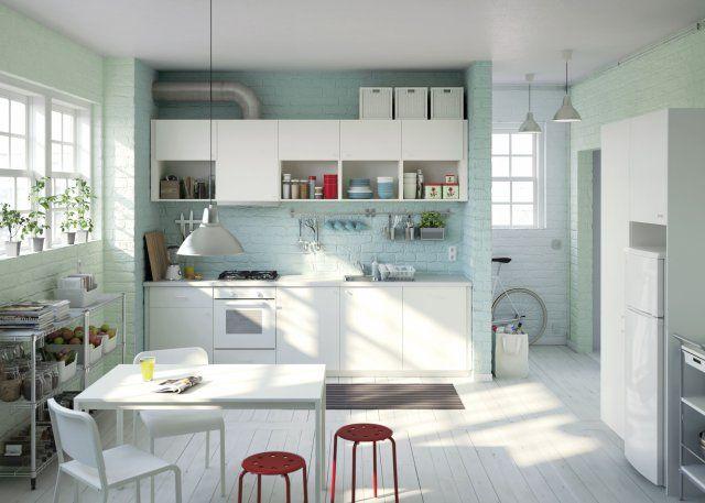 202 best déco et aménagement cuisine images on Pinterest Kitchen - amenagement placard d angle cuisine