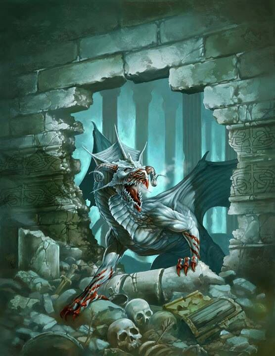 15 best dragons images on pinterest kite dragons and for Gothic painting ideas