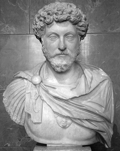 """Marcus Aurelius- Stoicism teaches that living according to reason and virtue is to be in harmony with the universe's divine order entailed by one's recognition of the universal logos (reason) an essential value of all people. The meaning of life is """"freedom from suffering"""" through apatheia, is being objective/having clear judgement not indifference. Stoicism's prime directives are virtue, reason to develop personal self-control and mental fortitude as means of overcoming destructive…"""