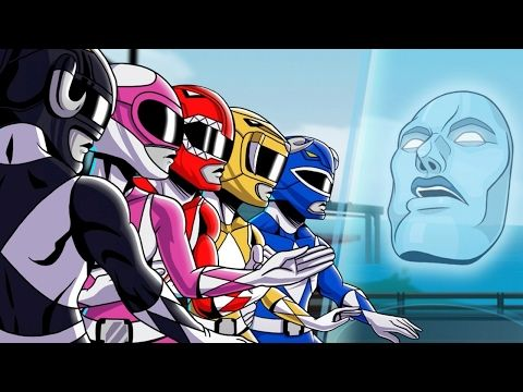 The New Power Rangers Game Feels Like a Browser Game - Up At Noon Live! - YouTube