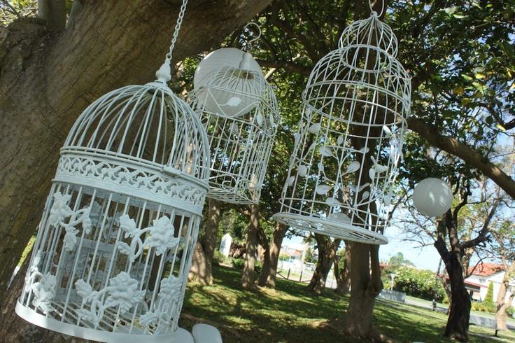 #birdcage #weddingceremony