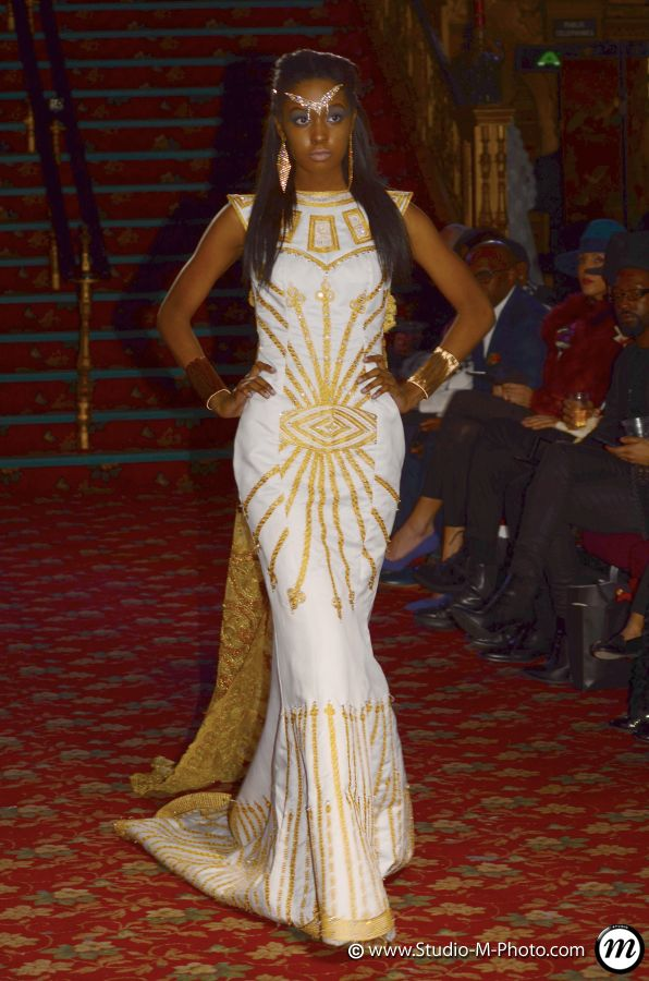 AfricaBusinesscom Couturieres of TeKay Designs brings royal style to the Heights  African