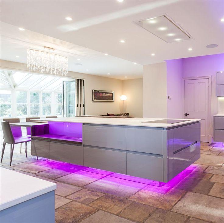 Kitchen Design Kendal: Best 25+ Led Kitchen Ceiling Lights Ideas On Pinterest