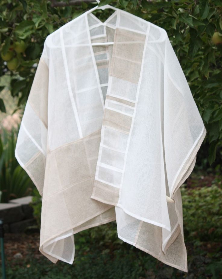 'Pojagi' is a Korean wrapping cloth made in patchwork style, with sewn-down seams. Pojagi-style wrap by Margaret Parker, Golden, Colorado.
