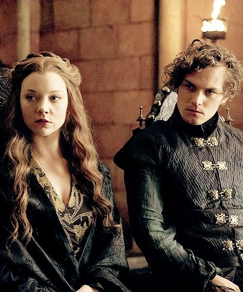 Margaery and Loras http://www.gameofthronesdaily.com/archive