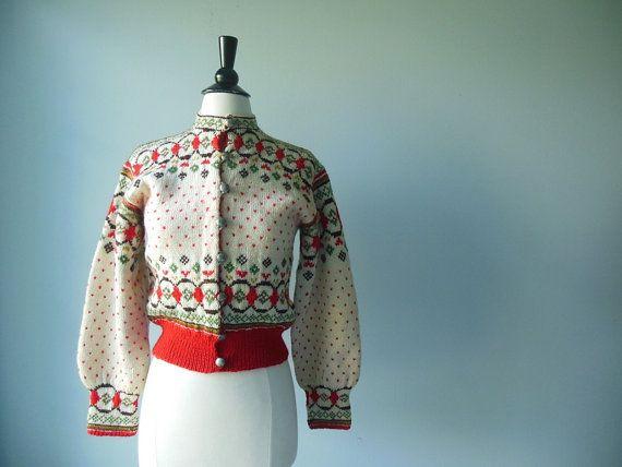 William Schmidt of Oslo Scandanavian sweater/ by RockThatFrock