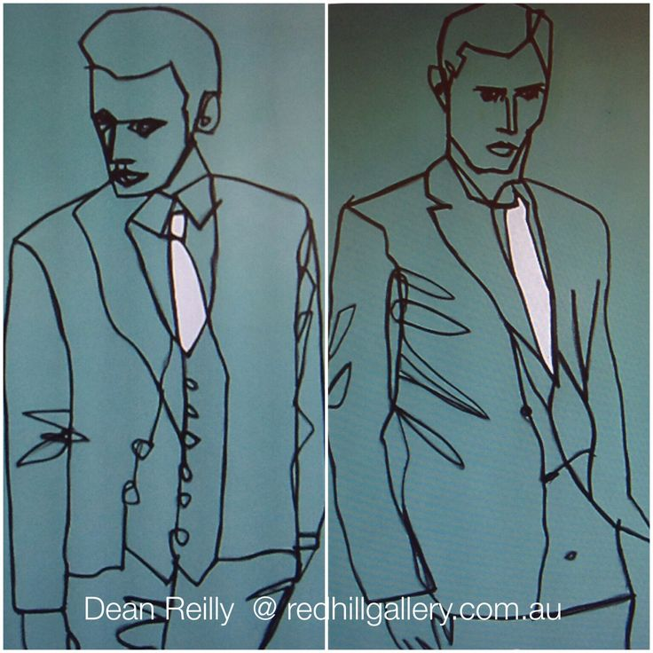 Dean Reilly figurative paintings @ Red Hill Gallery, Brisbane. redhillgallery.com.au