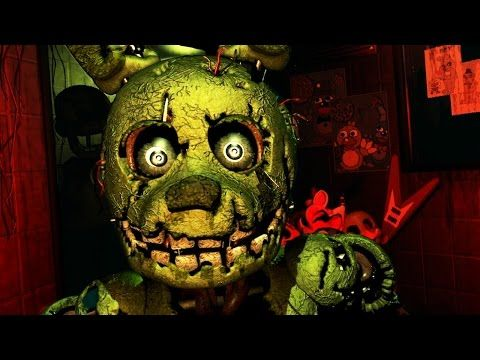 WARNING:YOU WILL DIE! FIVE NIGHTS AT FREDDYS 3 DEMO IS OUT! MARKIPLIER! Best of the FNAF games yet!!!