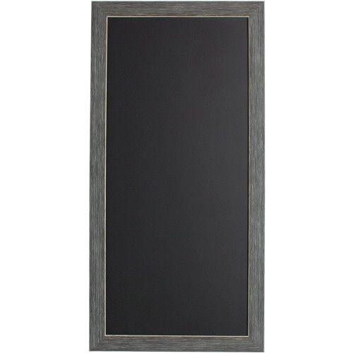 Uniek Wyeth Framed Magnetic Chalkboard Wall Organization Board