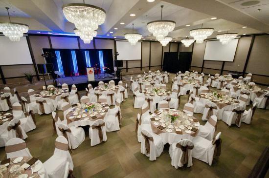 Radisson Hotel Ballroom in Winnipeg