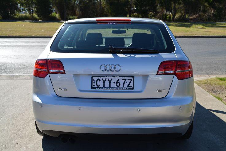 2009 Audi A3 Sportback 1.8 TFSI Ambition Hatchback $18,999..!! 3 Groves Ave, Mulgrave Sydney NSW 2756. (02) 4577-6133 www.glennsquality... sales@gqcnsw.com.au #Carbuyingasitshouldbe
