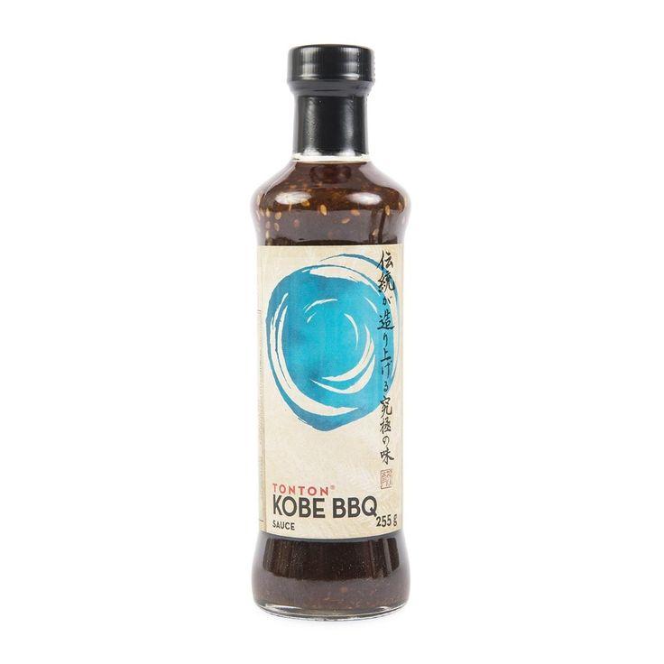 Tonton Kobe BBQ Sauce 255g