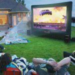 «Movie night» — ночь кино в  средней школе США